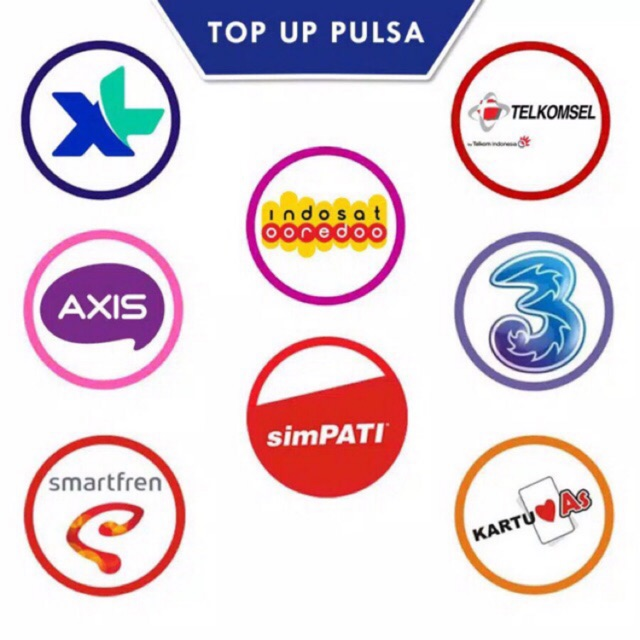 Top Up Pulsa